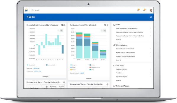 HCM and Human Capital Management Software | Workday