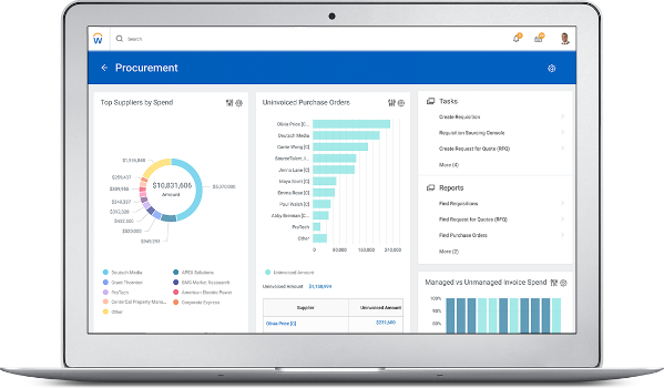 Cloud Procurement Management Software | Workday