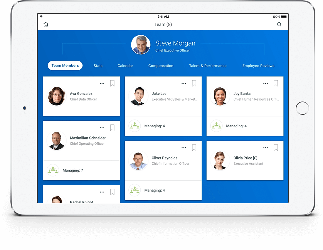 Global HR Management System | Workday