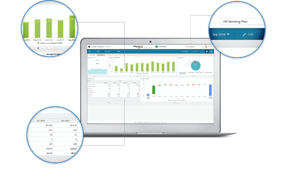 Strategic and Operational Workforce Planning Software | Workday
