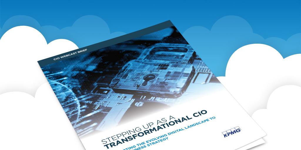 workday.com - Stepping Up as a Transformational CIO | Argyle | KPMG