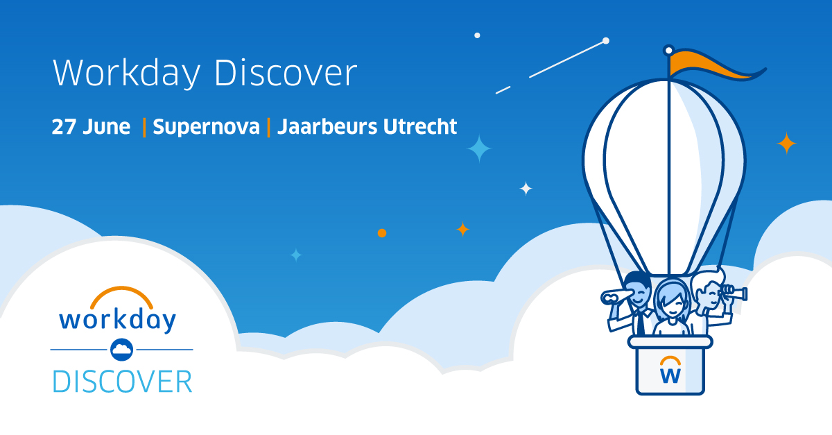 Workday Discover™ Netherlands