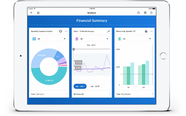 Cloud ERP System for Finance, HR and Planning | Workday