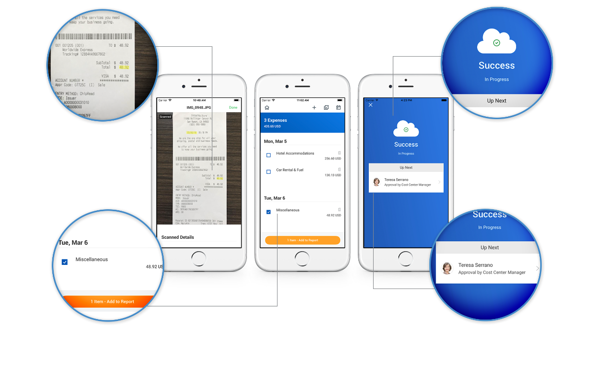 Cloud Expense Tracking and Reporting Software | Workday